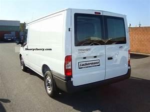 Ford City Transit Ka Ligh Truck 2012 Box