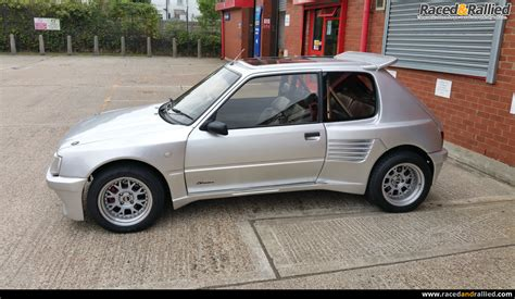 Peugeot 205 Gti For Sale by Peugeot 205 Gti Dimma Performance Trackday Cars For