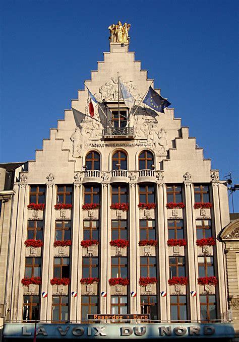 file lille facade la voix du nord jpg wikimedia commons