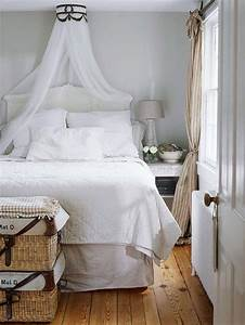Vorhang über Bett : originelle ideen f r bett kopfteile bzw r ckw nde ~ Markanthonyermac.com Haus und Dekorationen