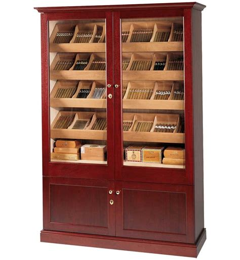 Cigar Cabinet Humidor Plans by April 2015 The Bench