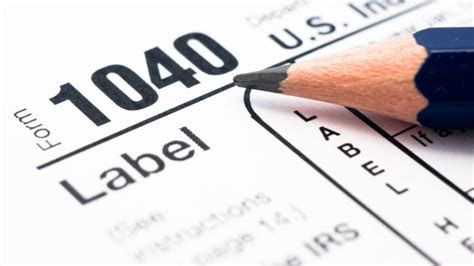 types of tax forms irs federal tax form 1040 types schedules
