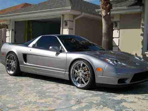buy used 2002 acura nsx t coupe 2 door 3 2l in meraux