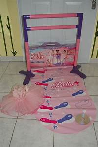 studio de danse bella ballerina With tapis de danse classique