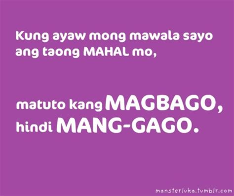 Love Quotes Tumblr For Him Tagalog