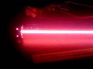 543nm Green Helium Neon Gas laser tube