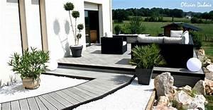 8 conseils pour amenager une grande terrasse for Idees pour la maison 2 amenagement paysager lacourse conseils
