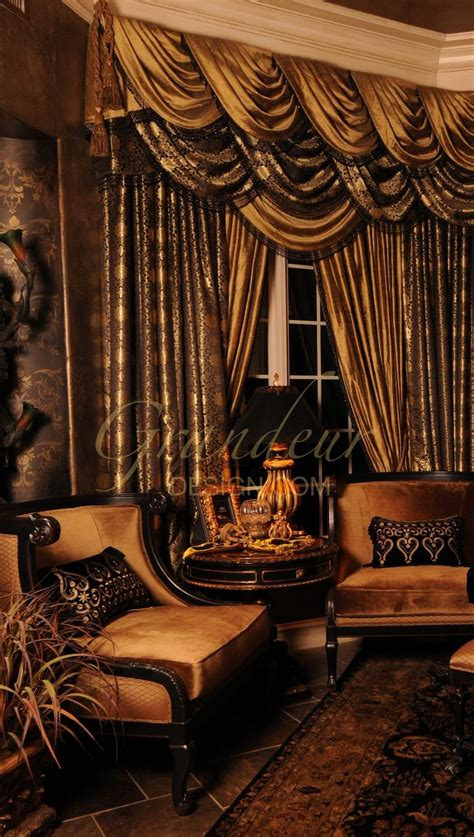 Decor Drapes - 25 best ideas about tuscan curtains on patio