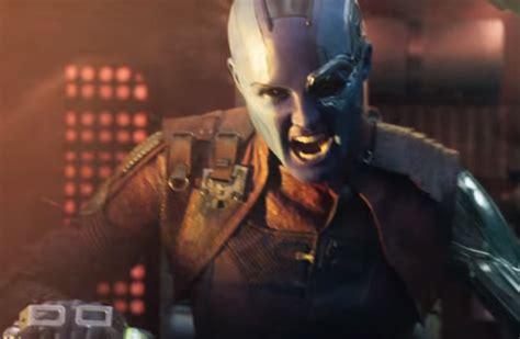avengers infinity war guardian   galaxys nebula