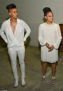 Raven Symone In New York Days After Reported Split From