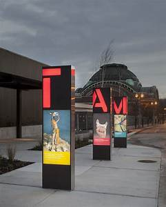 tacoma museum signage and wayfinding by studio