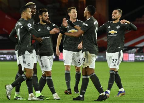 Manchester United player ratings vs Sheffield United- The ...