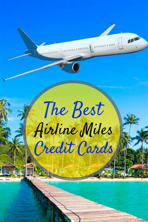 When browsing through credit cards that earn you miles or points, it's important to realize this critical issue as you launch into your search for the best card for airline miles or points, you'll want to evaluate some key factors that could greatly impact your decision. The Best Airline Miles Credit Cards of 2020   Airline miles credit card, Airline credit cards ...