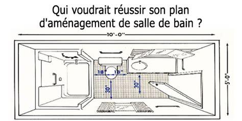 plan electrique salle de bain qui voudrait r 233 ussir plan d am 233 nagement de salle de bain