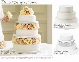 Wedding Cakes - Waitrose