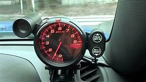 Defi Racer Gauge 80mm Tachometer