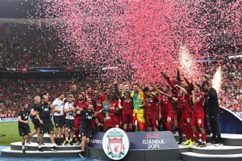 Liverpool beat Chelsea on penalties to win Super Cup