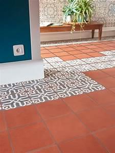 Carreaux De Ciment Unis : les carreaux de ciment la tendance du moment leroy merlin ~ Melissatoandfro.com Idées de Décoration