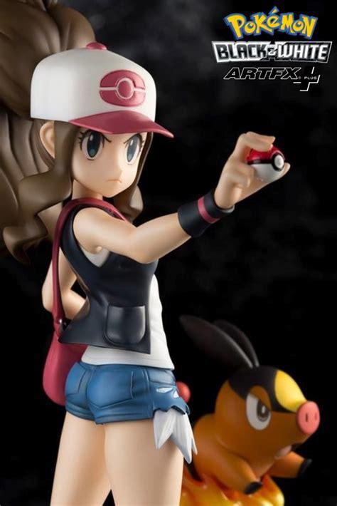 Hilda e Tepig ArtFX J ? Estátua Kotobukiya Pokémon Black