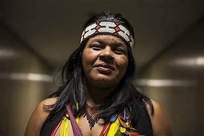 Indigenous Sonia Brazil Aida