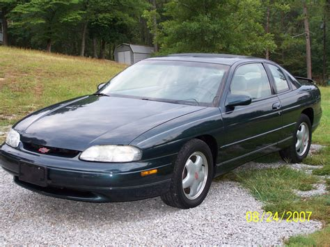 1995 Chevrolet Monte Carlo Z34 Related Infomation