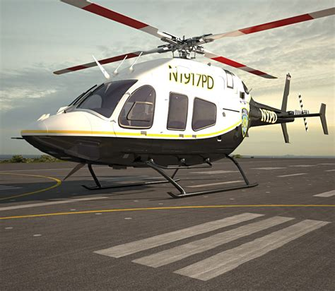 3d planer möbel bell 429 globalranger 3d model aircraft on hum3d