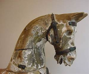 Rocking Horse by Lines Bros - Antique Rocking Horses