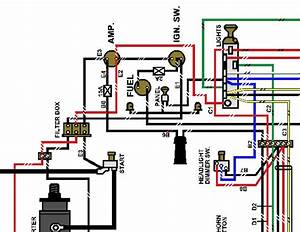Ford Bantam Radio Wiring Diagram