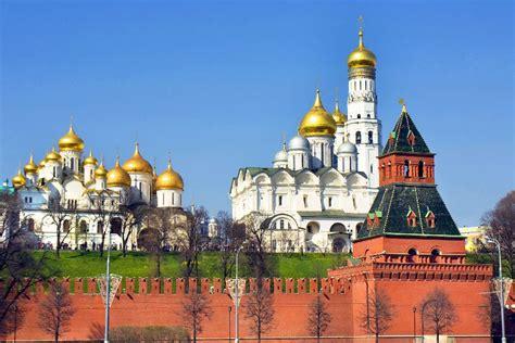 Siege De L Unesco - le kremlin moscou et le centre de la russie russie