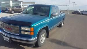 1994 Gmc Sierra 1500 Sle 4x4 Extended Cab - 108889