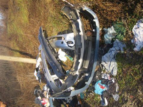 carrozziere economico roma paraurti smaltiti nell ambiente carrozziere denunciato