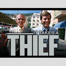 It Takes A Thief Theme (john Schroeder 1972) Youtube