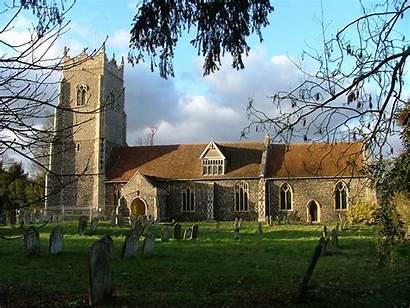 Helmingham Suffolk Churches Mary St Suffolkchurches