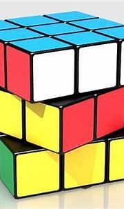 Rubik cube free 3D Model MAX   CGTrader.com