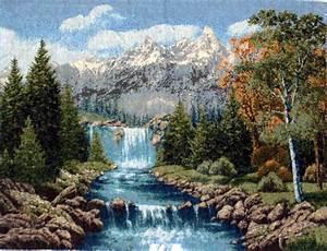 Beautiful Waterfall Scenery |See N Explore World