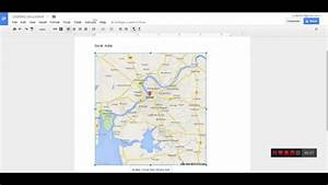 How To Embed Map In Google Docs