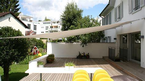 Sonnensegel Für Terrasse by Sch 246 Nste Beschattung F 252 R Ihre Terrasse Sitrag Sonnensegel