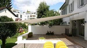 Sch nste beschattung f r ihre terrasse sitrag sonnensegel for Beschattung terrasse