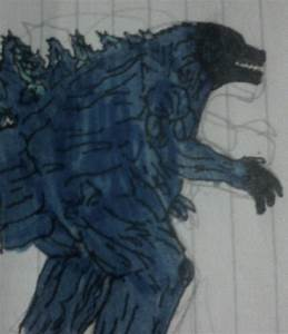 Godzilla (Planet of the Monsters) by FreddleFrooby on ...