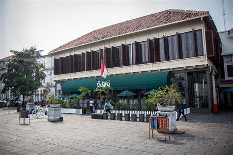 cafe batavia wisata sejarah jakarta