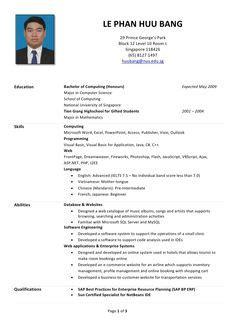 best resume template malaysia resumecurriculum vitae template msn scholarship in sle resume