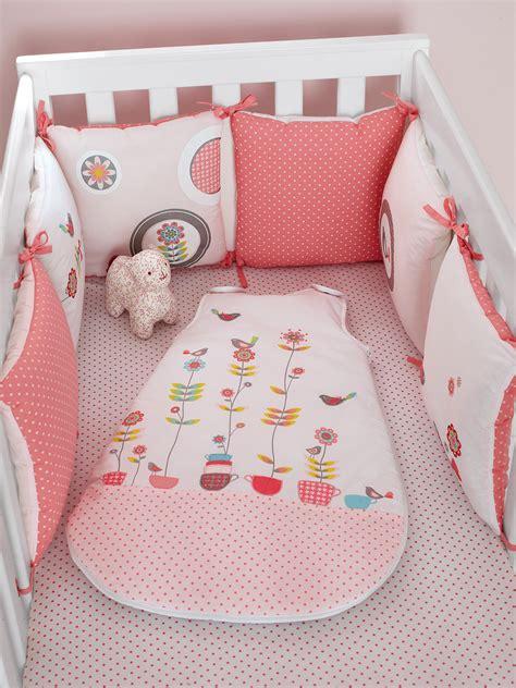 tour des chambres silhouette tour de lit bébé modulable thème ti piaf drap