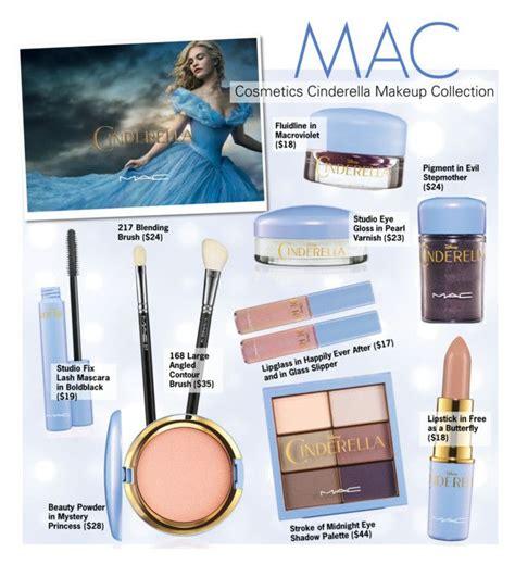 mac cosmetics cinderella makeup collection makeup