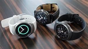 Samsung Gear S2 watch hands on - YouTube