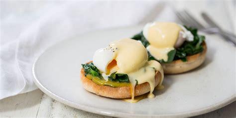 salmon canapes eggs florentine recipe great chefs