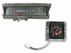 1970 Chevelle Sweep Dash Tachometer Conversion
