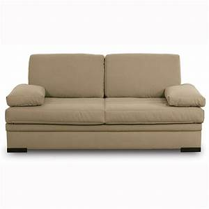canape lit gigogne caen meubles et atmosphere With tapis de marche avec canapé lit confort quotidien