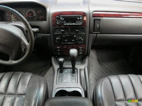 jeep grand cherokee dashboard 2000 jeep grand cherokee limited 4x4 dashboard photos
