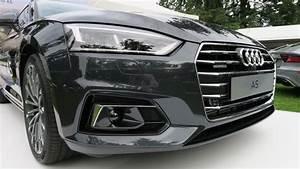 Audi A 5 Coupe : 2018 audi a5 coupe unveiled in vancouver drivers magazine ~ Medecine-chirurgie-esthetiques.com Avis de Voitures
