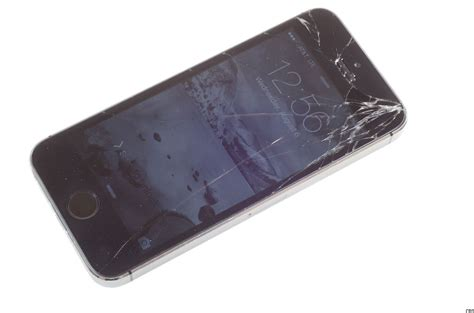 cracked iphone 5s replace a broken iphone 5s screen cnet